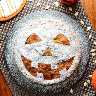 Pumpkin Ricotta Cake.