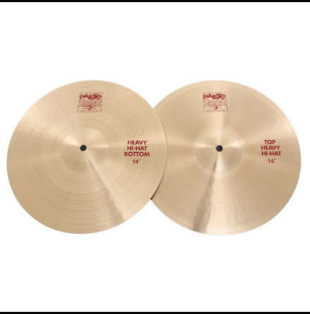 "14"" Paiste 2002 - Heavy Hi-hat"