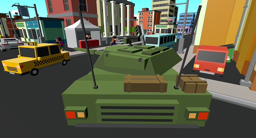 Télécharger Gratuit Pixel Gangster && Mafia Block City Dude Theft Car mod apk screenshots 1