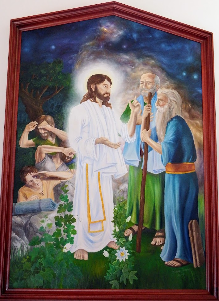 Kerkateskánd - Krisztus Urunk színeváltozása kápolna