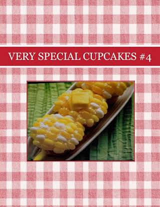 VERY  SPECIAL CUPCAKES  #4