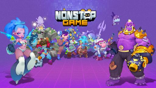 Nonstop Game: Cyber Raid 0.0.34 screenshots 1