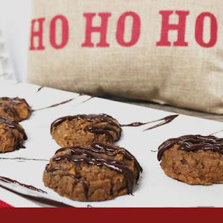 Sweet Potato and Chocolate Cookies.