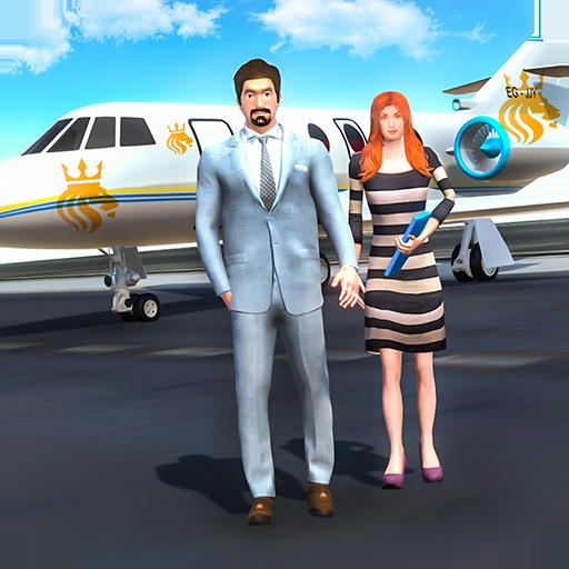Baixar Virtual empresário bilionário Dad Vida Simulator para Android