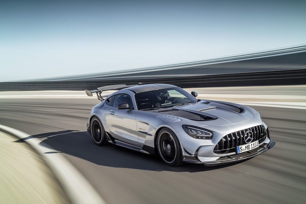 GT Black Series is the new Mercedes-AMG king - Business Day