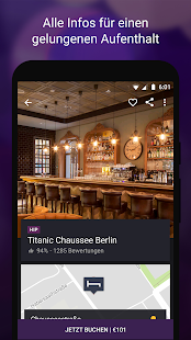HotelTonight - Top Deals – Miniaturansicht des Screenshots