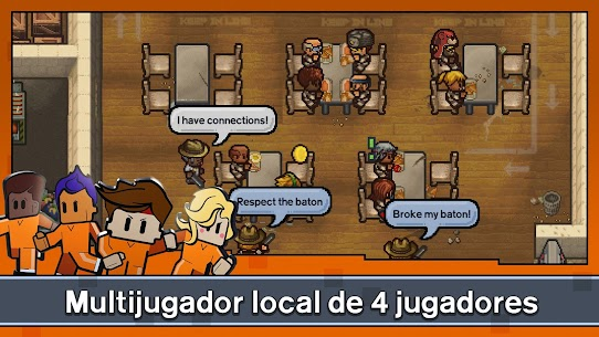 The Escapists 2: Fuga de bolsillo 2