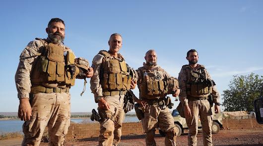 La Legión, Mali y un asunto de familia