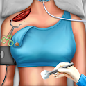Hospital Doctor Games 2021: Free Clinic ASMR Games icon