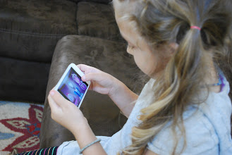 Photo: The Royal Ball App is so cute! She can create her own princess outfit, carriage and then dance at the royal ball!