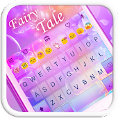 Fairy Tale Emoji Keyboard Skin