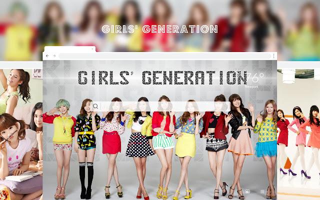 Kpop Girls' Generation HD Wallpapers