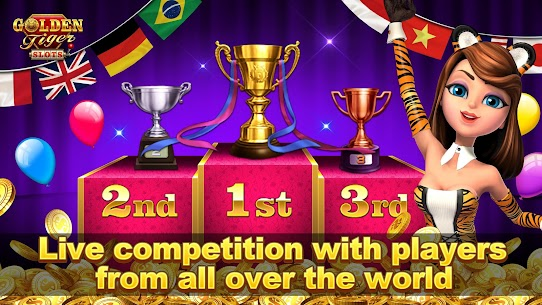 Golden Tiger Slots – Online Casino Game App Download For Android and iPhone 5