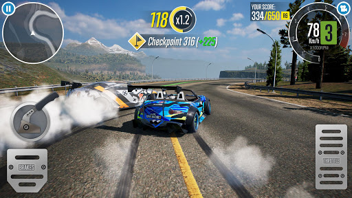 CarX Drift Racing 2  captures d'u00e9cran 1