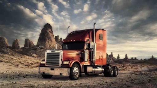 怪物卡車3D模擬器