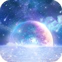Color Galaxy Live Wallpapers icon