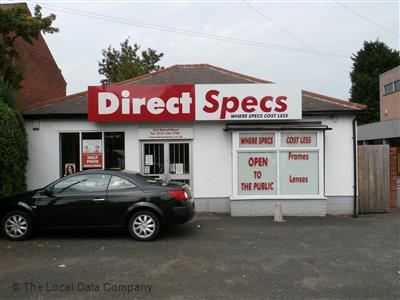 39a5960943 Direct Specs on Walsall Road - Opticians in Perry Barr