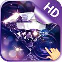Diamond Jewels Live Wallpaper icon