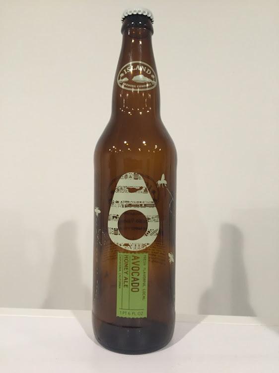 Logo of Island Brewing Avocado Honey Ale