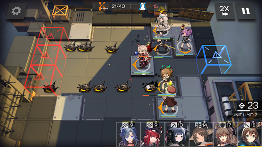 Arknights screenshot 23