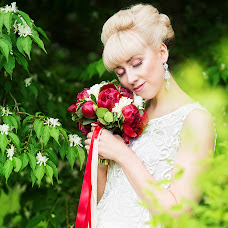 Wedding photographer Marina Zhazhina (id1884914). Photo of 20.06.2017