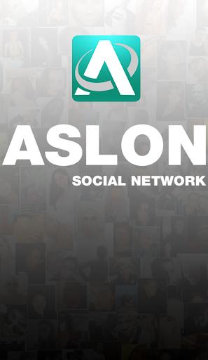 Aslon Social Network