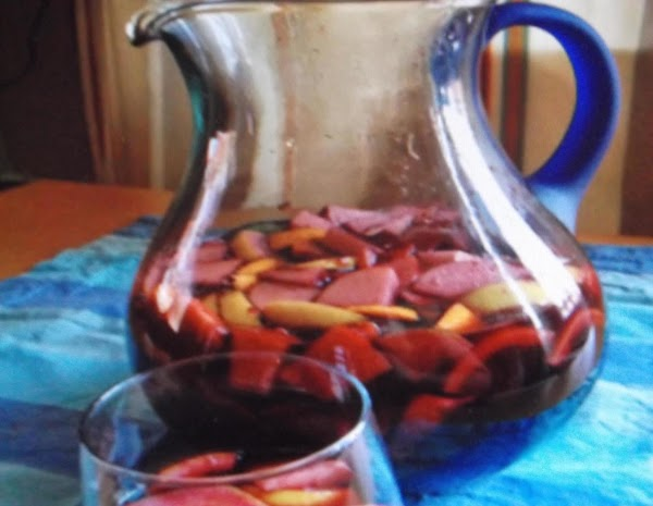 Almost Sangria Recipe