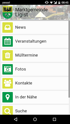 Gemeindeapp Ligist Apps on Google Play