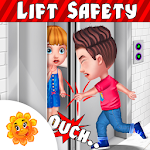 Lift Safety For Kids Icon
