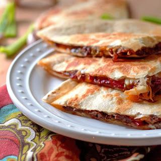 Carne Asada Steak Quesadilla Recipe