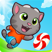 Tải Talking Tom Candy Run miễn phí