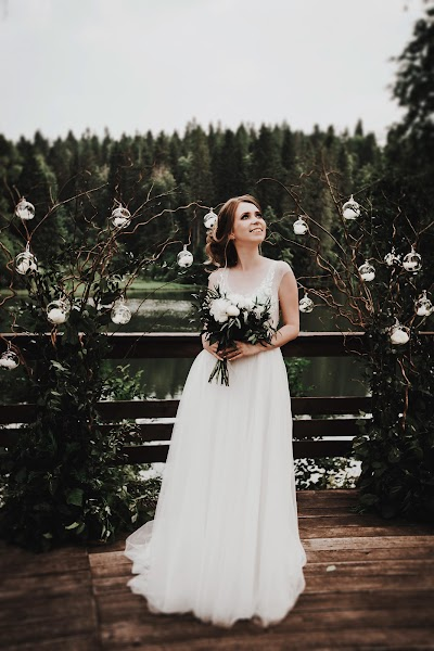 Wedding photographer Kristina Makarova (makarovakyu). Photo of 08.04.2019