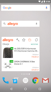 Allegro- screenshot thumbnail