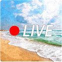 Beach Live Cams icon