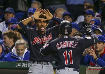 World Series: deuxième balle de match pour Cleveland