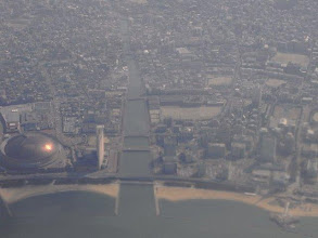 Photo: My hometown, Fukuoka from the airplane.  I will be back in May to meet my dearest mom. 25th March updated http://jp.asksiddhi.in/daily_detail.php?id=249