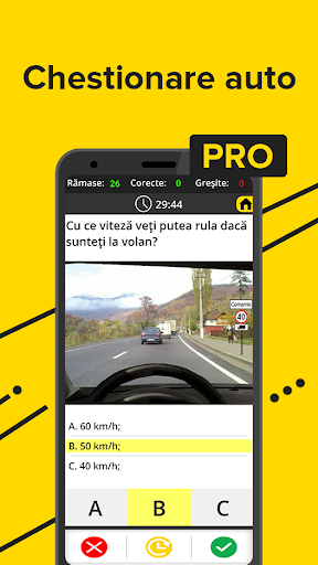 eSofer-Chestionare auto PRO screenshot 8