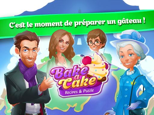 Bake a cake puzzles & recipes  captures d'écran 1