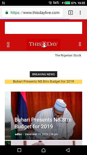 Nigeria Radio Stations and Newspapers eVe-05 screenshots 2