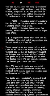 Download xOPS Cross-platform CPU Benchmark - FLOPS/INOPS For PC Windows and Mac apk screenshot 5
