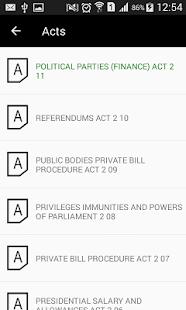 Parliament of Zimbabwe - náhled