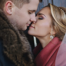Wedding photographer Dmitriy Platonov (platon2508). Photo of 17.01.2017
