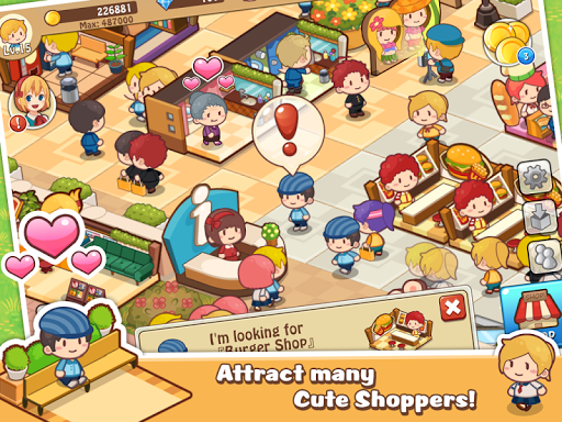 Happy Mall Story: Sim Game screenshot 8