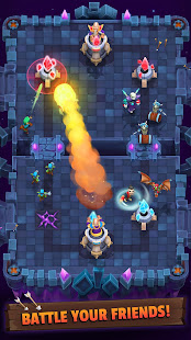 Clash of Wizards: Battle Royale 4