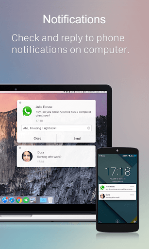 AirDroid: Remote access & File 4.2.2.2 screenshots 2