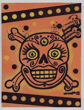 Photo: Mail Art 365 Day 21 card 21e