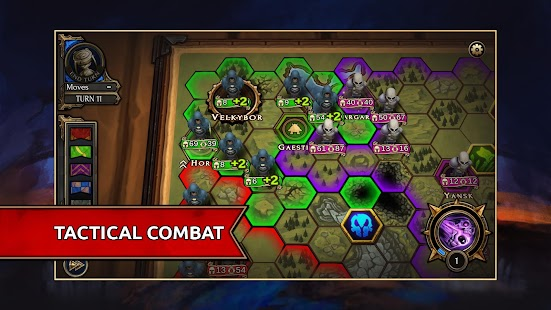 Shattered Plane: Turn-Based Strategy Game Screenshot