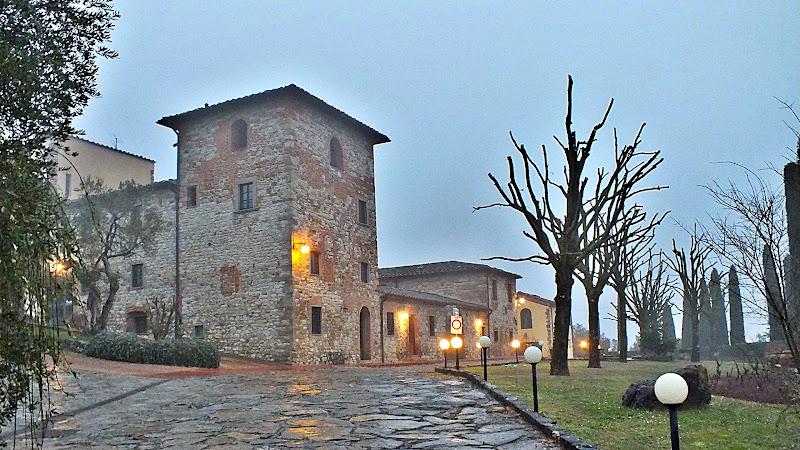 Borgo di Santomato (PISTOIA) di biloscurio