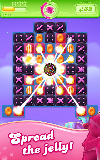 Candy Crush Jelly Saga filehippodl screenshot 7