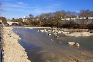 Photo: Upstream view 11/4/13